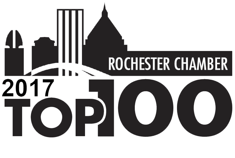 Rochester Chamber of Commerce Top 100 Company